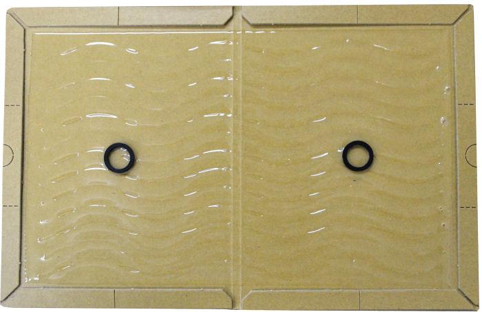 業務用ネズミ捕りEL 粘着剤増量タイプ 100枚 ネズミ粘着シート ねずみ駆除・ネズミとりもち