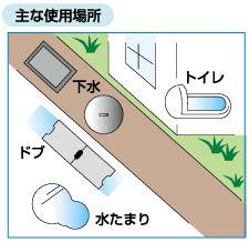 アース製薬 バポナうじ殺しスティックS(粒剤)40g×4本入 第2類医薬品