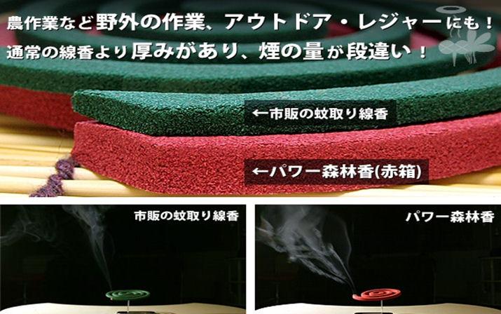富士錦 パワー森林香 獣よけ線香