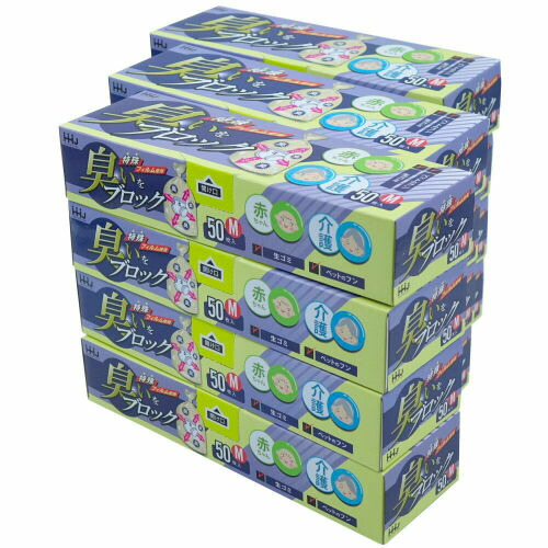 臭いブロック BOXタイプ 50枚入 12箱