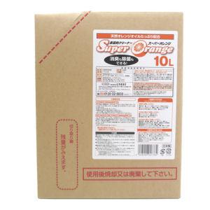 スーパーオレンジ 消臭・除菌タイプ 業務用 10L