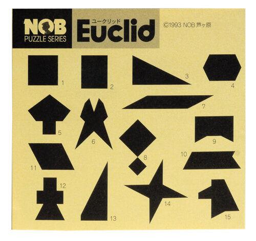 NOB PUZZLE Euclid (パズル ユークリッド)