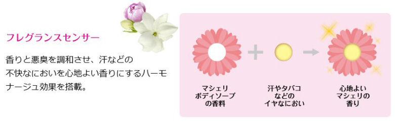 資生堂アメニティグッズ株式会社 マシェリ
