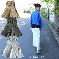 A チノ スカート