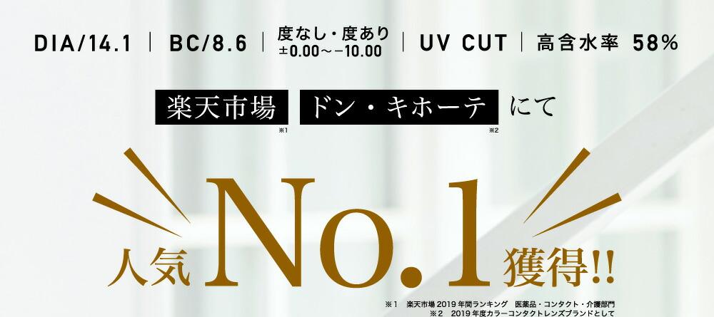 楽天市場、ドン・キホーテにて人気No.1獲得!!