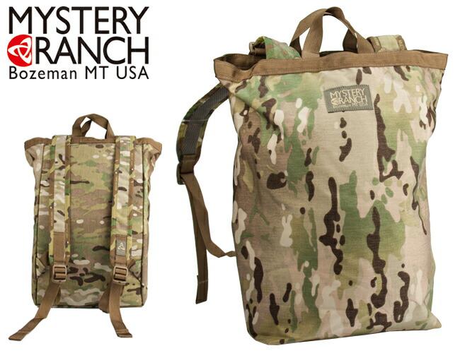 【楽天市場】ミステリーランチ ブーティーバッグ リュック Mystery Ranch Booty Bag マルチカム