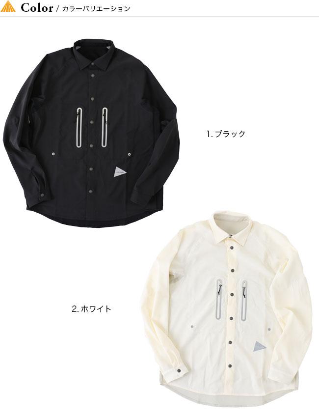 1.ブラック 2.オフホワイト