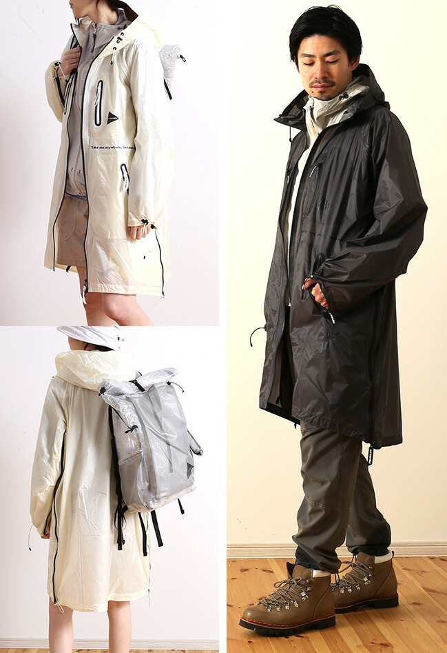 and wander light rain jacket Mens