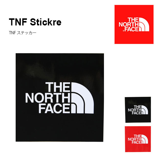 ノース フェイス ステッカー ザノースフェイスのおしゃれなステッカー。使用例や種類をブログでレ...