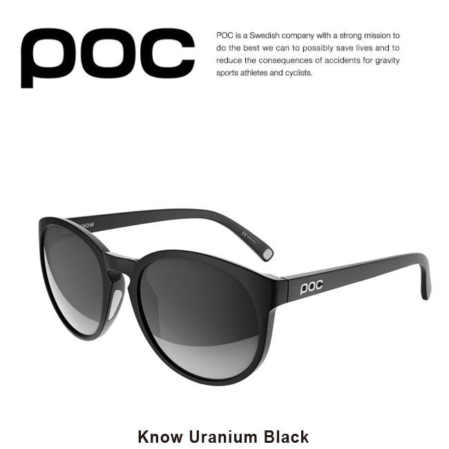 ac96f60b1a0 ポック KNOWウラニウムブラック POC めがね 眼鏡 サングラス <2018 春夏>