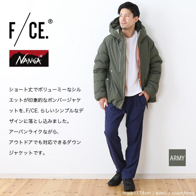 F/CE×NANGA