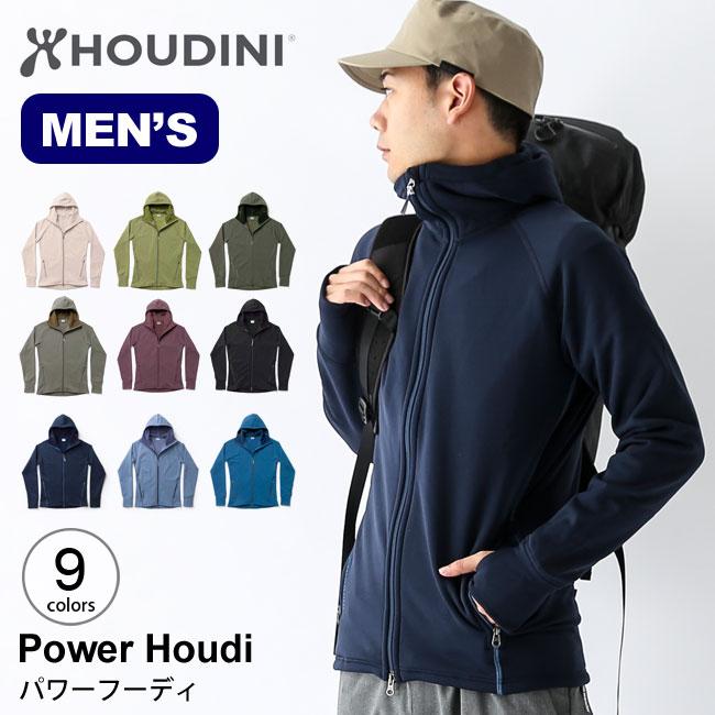 HOUDINIパワーフーディ