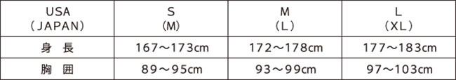 MAMMUT(マムート)Drytech Compact Jacket Men ドライテック コンパクト ジャケット メンズ サイズ表