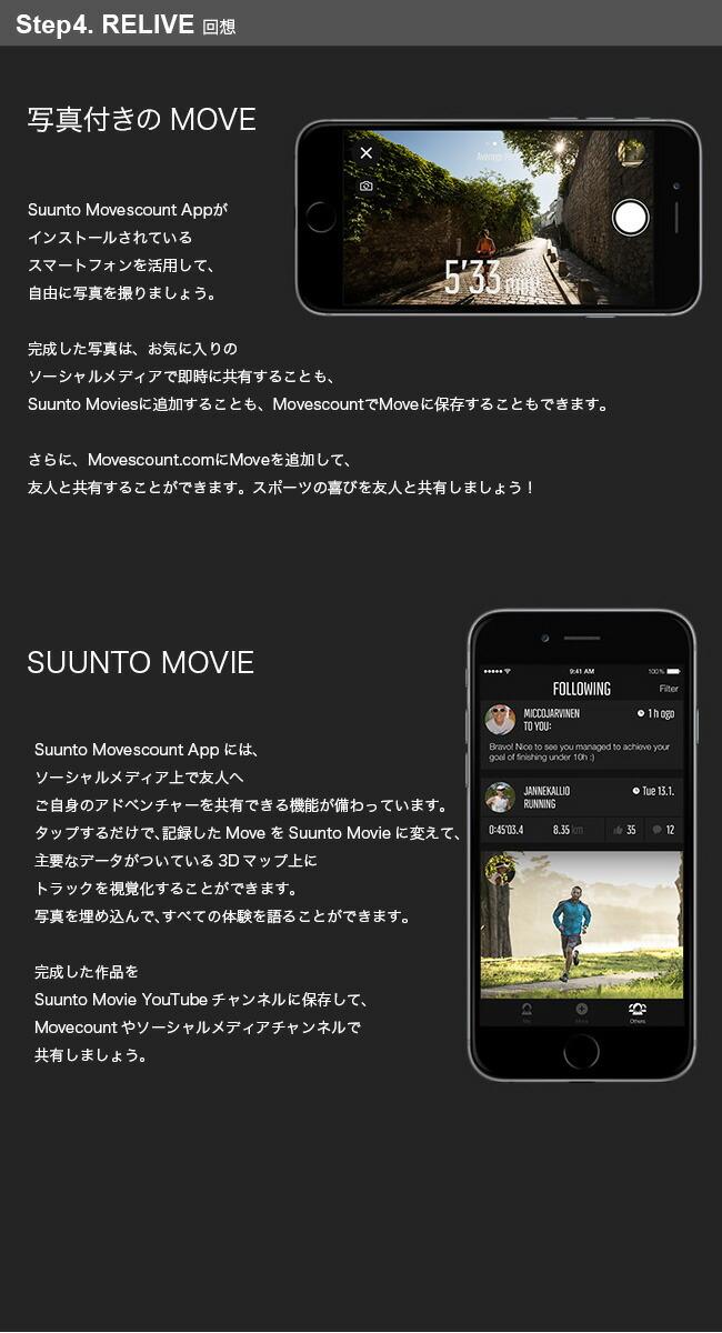 SUUNTO(スント)AMBIT3 アンビット3