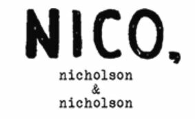nicholson & nicholson
