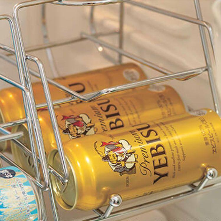 ストッカー ビール ビールを自動で補充オーダーできる冷蔵庫