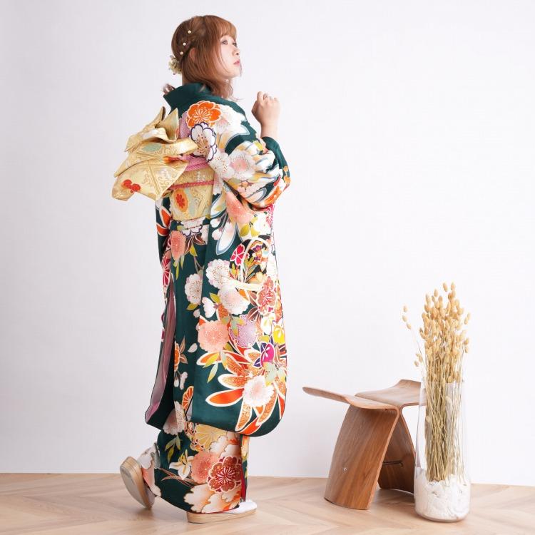 レンタル専門店カプリ-卒業式・成人式・結婚式・宅配レンタル・振袖・袴・二尺袖着物・フルセット