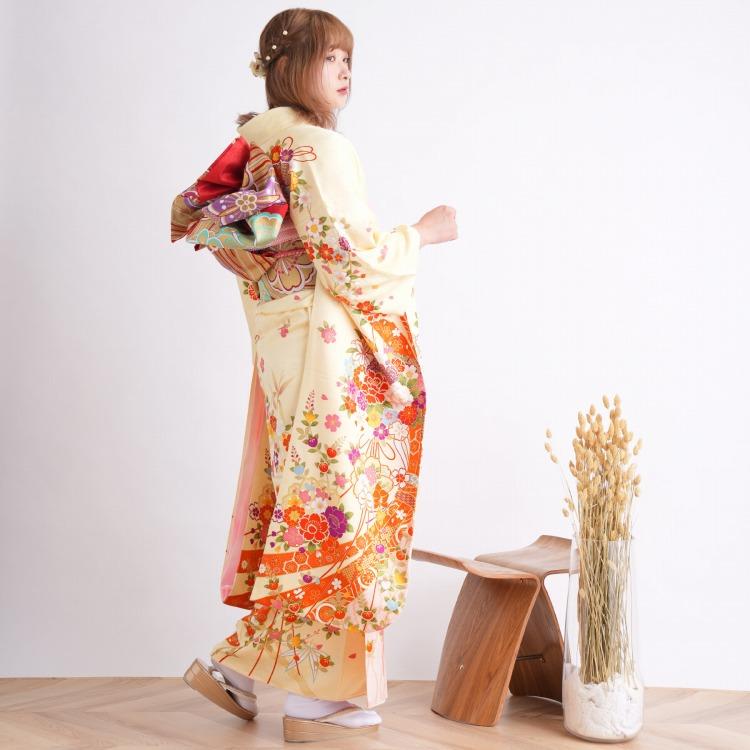 ◆レンタル専門店カプリ楽天-卒業式・成人式・結婚式・宅配レンタル・振袖・袴・二尺袖着物・フルセット