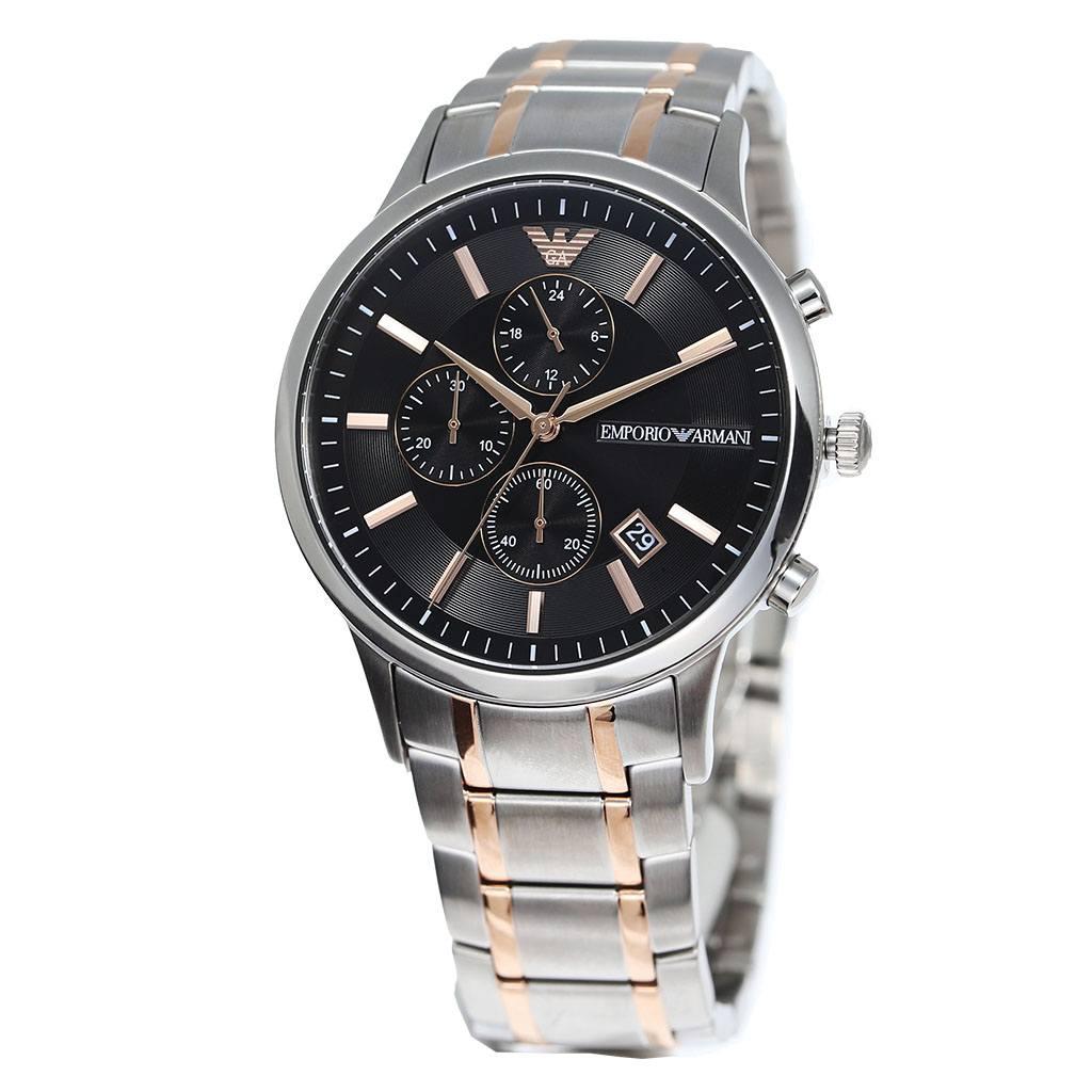 quality design cc30f 9f292 エンポリオ アルマーニ腕時計 EMPORIO ARMANI時計 EMPORIO ...