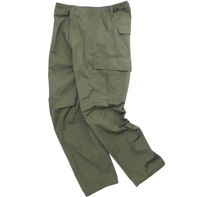 SESSLER(セスラー)後期型 ジャングル ファティーグ パンツ OD リップストップ【中田商店】