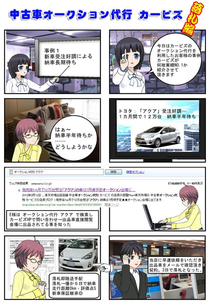 中古車オークション代行 カービズ希少車