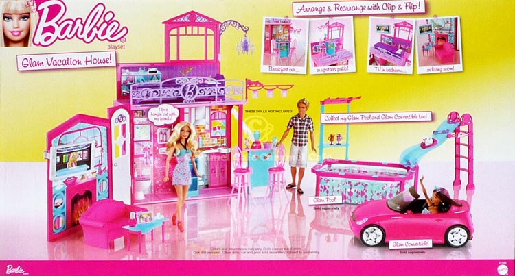 barbie house setting games caramelcafe rakuten global market dolls amp doll house 10421