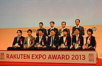 EXPO授賞式