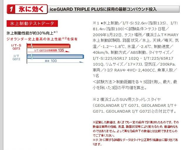 YOKOHAMAヨコハマジオランダー I/T-S G073