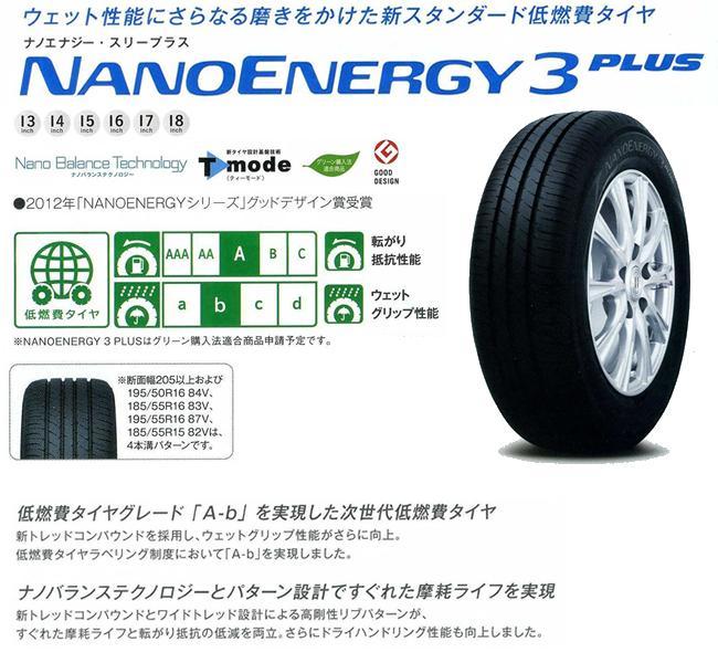 ナノエナジー3プラス
