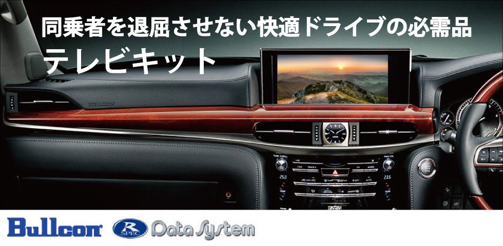 国産車テレビキット