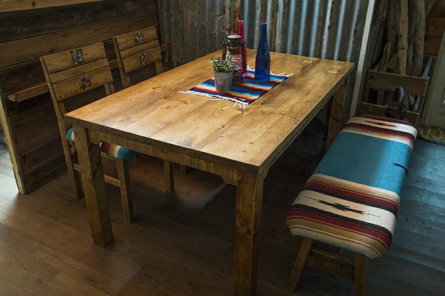 ロハスなSurf styleのテーブル