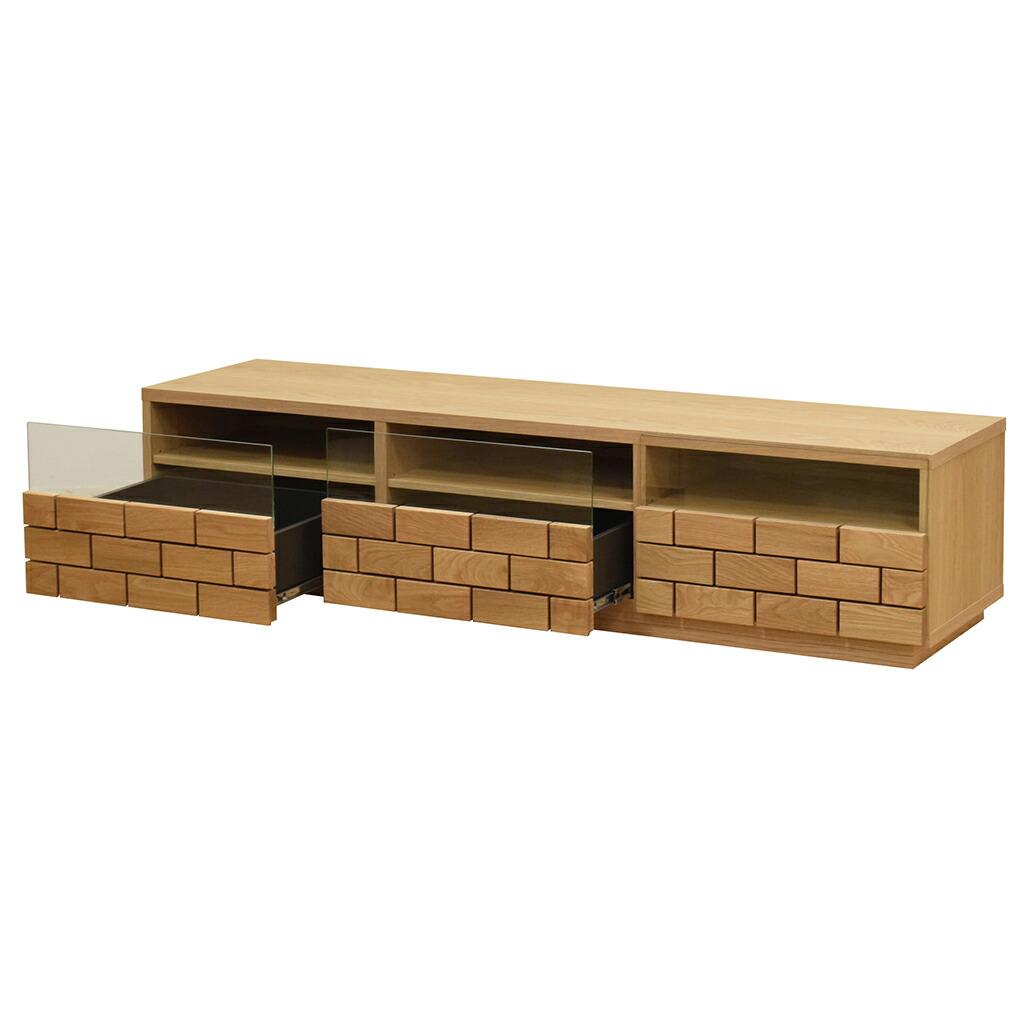 レグナテックの国産家具TVボード
