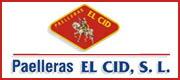 パエリアパンのEl Cid社