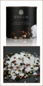 エスカマス・デ・サル〜5種のペッパー入り〜≪塩のうろこ≫