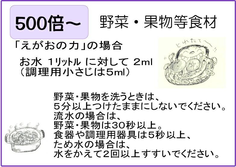 500倍〜