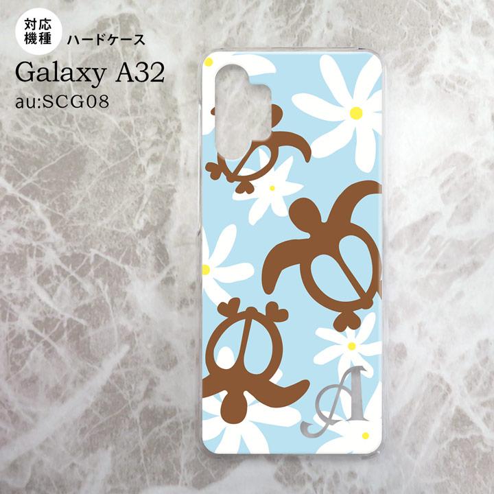Galaxy A32 スマートフォンカバー