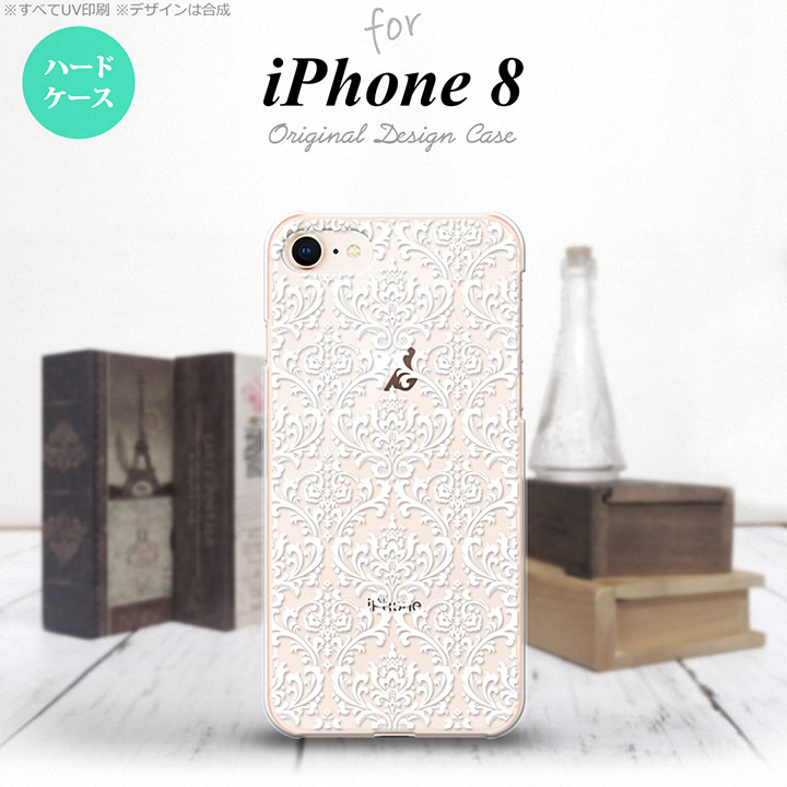 iPhone8 スマートフォンカバー
