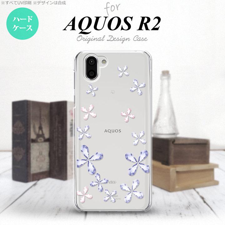 AQUOS R2 アクオス アール スマートフォンカバー