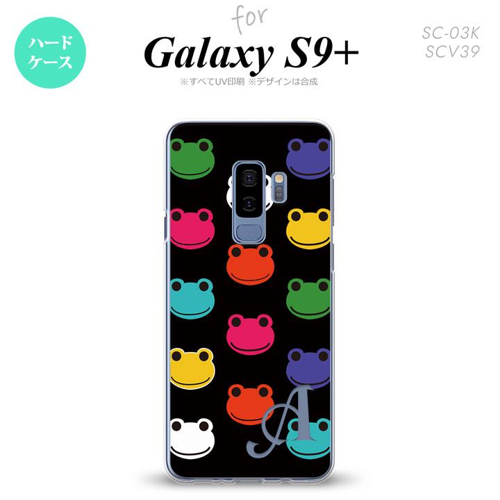 Galaxy S9+ ギャラクシー エスナイン スマートフォンカバー
