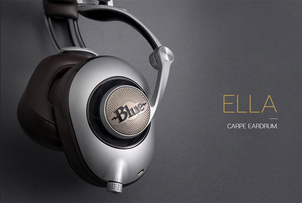 BlueMicrophone ELLA