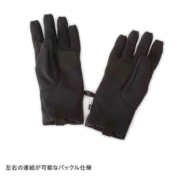 ノースフェイスの手袋