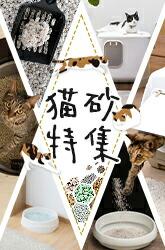 ネコ砂特集