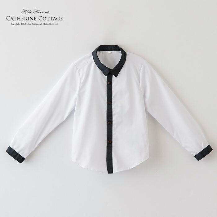 男の子 入学式 シャツ