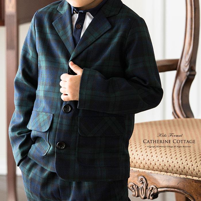 男の子 入学式 コーデ