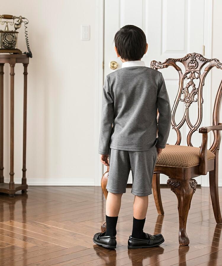ピアノの発表会でも動きやすい男の子用フォーマルスーツセット