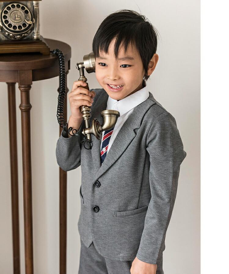 結婚式や入学式におすすめの男の子向けスーツ