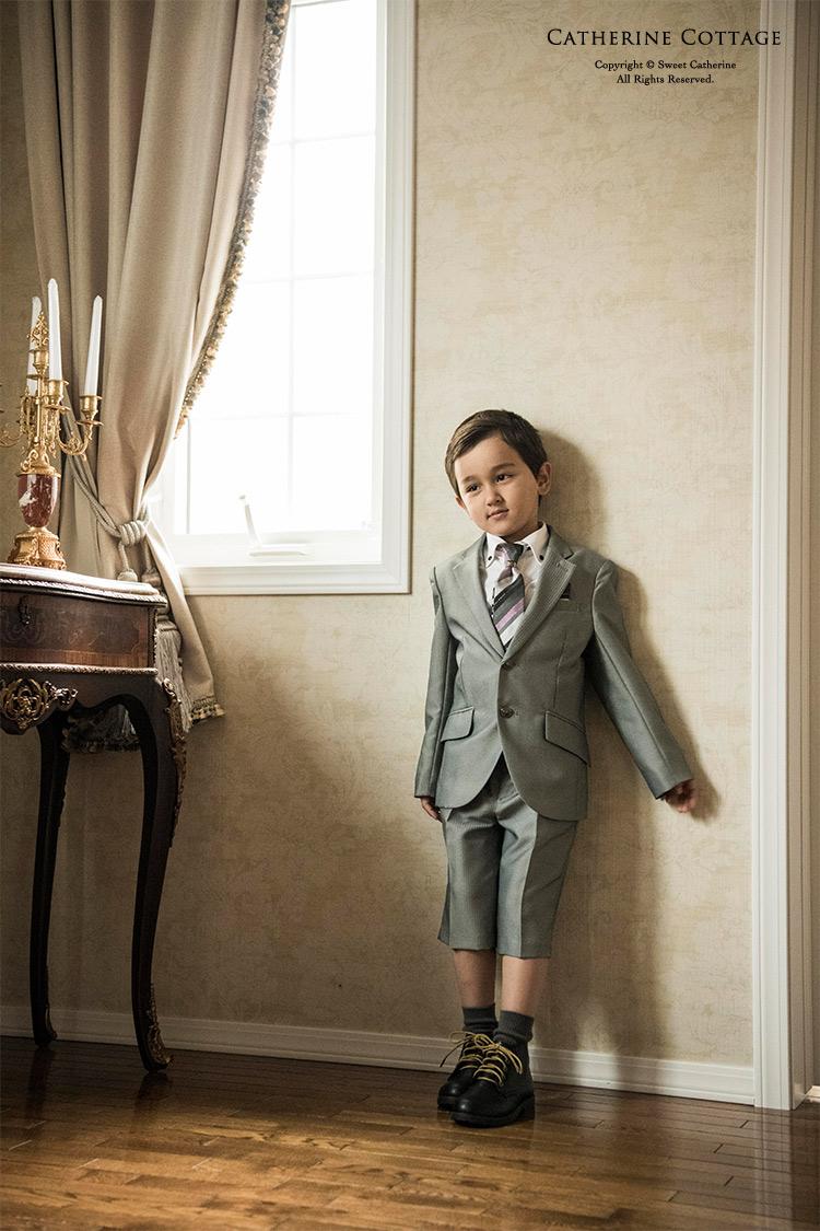 入学式 男子 スーツ