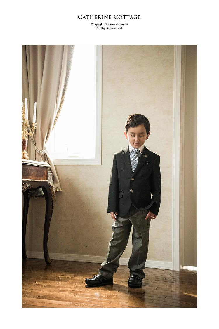 卒園式 男子 スーツ