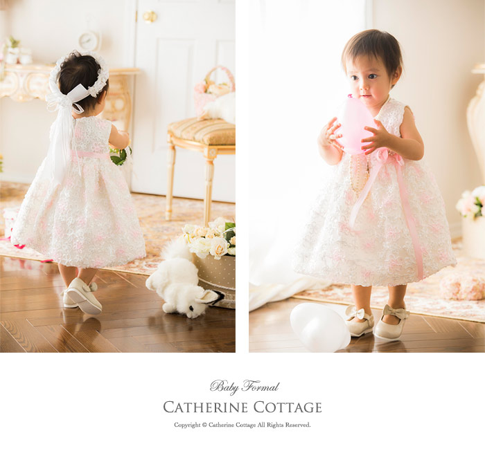 結婚式 赤ちゃん 服装 ベビー 女の子