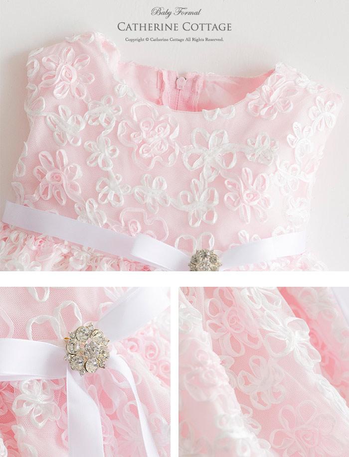 ベビー ワンピース ピンク 子供服